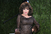 Joan Collins Evening Dress