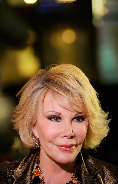Joan Rivers Short Bob Hairstyle  HAIRSTYLE GALLERY