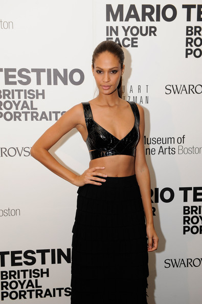 Joan Smalls Crop Top