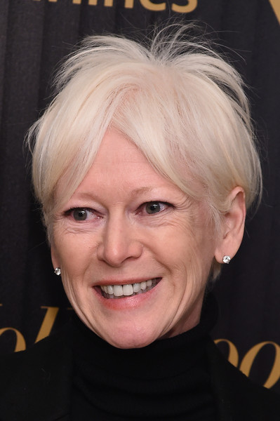 Joanna Coles Messy Cut [hair,face,blond,hairstyle,eyebrow,forehead,facial expression,chin,head,nose,people,editor-in-chief,joanna coles,media,cosmopolitan,four seasons restaurant,new york city,hollywood reporter]