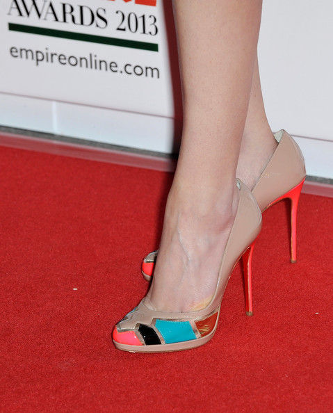 Joanne Froggatt Shoes
