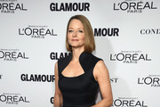 Jodie Foster Little Black Dress