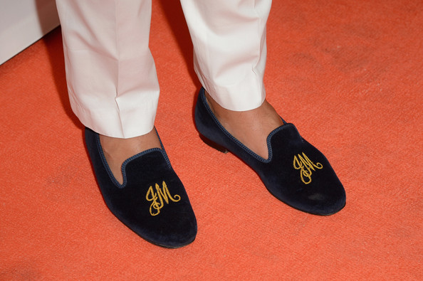 Joe Mimran Smoking Slippers [footwear,shoe,slipper,plimsoll shoe,joe mimran,jcp,shoe detail,beverly hills,california,joe fresh,jcpenney,launch,launch event]