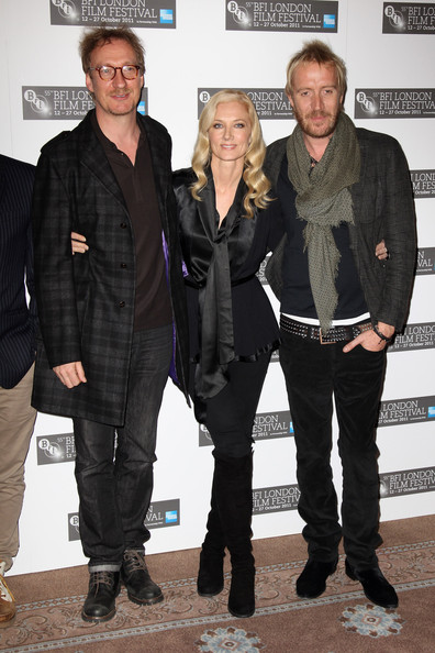 Joely Richardson Knee High Boots