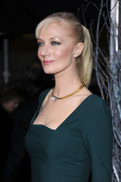 Joely Richardson Ponytail