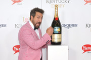 Joey Fatone Men's Suit