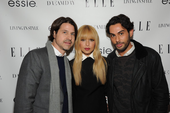 """ELLE, essie, And DreamDry Celebrate The Launch Of Rachel Zoe's New Book """"Living In Style"""""""