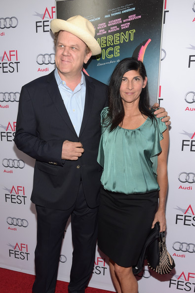 """AFI FEST 2014 Presented By Audi Gala Screening Of """"Inherent Vice"""" - Arrivals"""