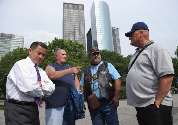 Ground Zero Workers Commemorate 10 Years After Official End Of Clean Up