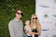 Rodger Berman and Rachel Zoe Photo