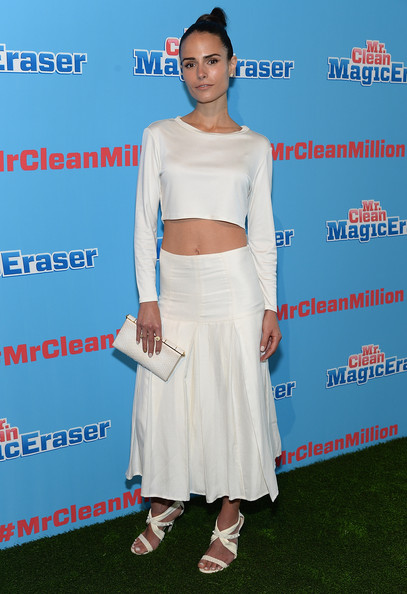Jordana Brewster Long Skirt