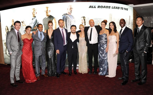 'Fast & Furious 6' Premieres in London 3