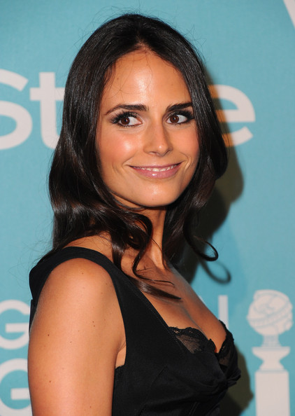 Jordana Brewster Medium Curls
