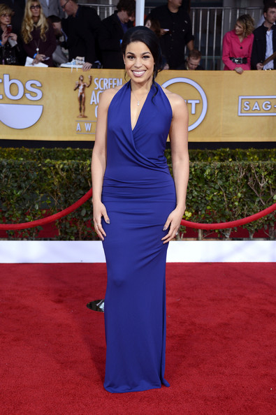 Jordin Sparks Evening Dress