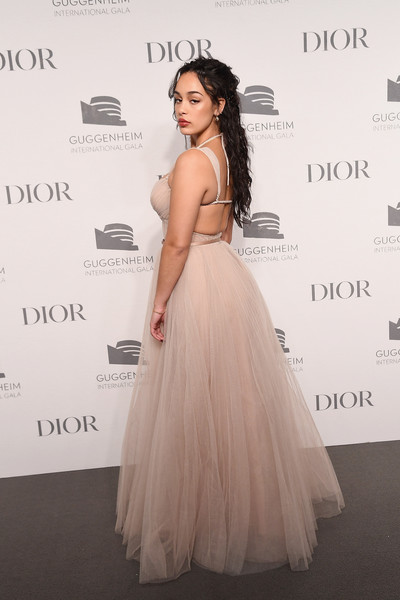 Jorja Smith Evening Dress