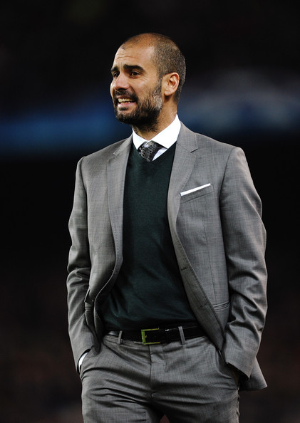Josep Guardiola V-neck Sweater