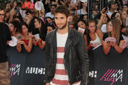 Josh Bowman Leather Jacket