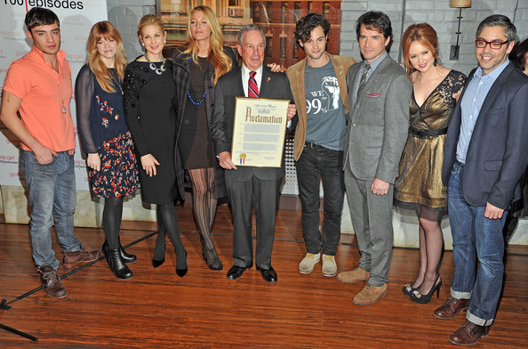 """Mayoral Proclamation In Celebration Of The """"Gossip Girl"""" 100th Episode"""