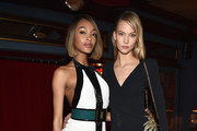 Jourdan Dunn Halter Top