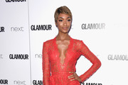 Jourdan Dunn Sheer Dress