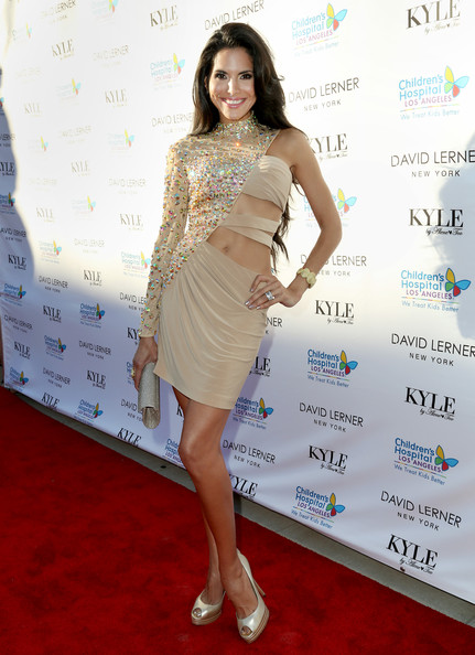 Joyce Giraud Cutout Dress