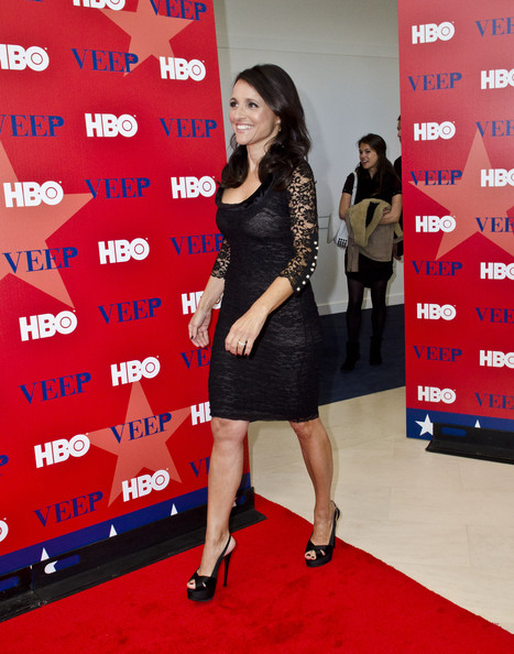 Julia Louis-Dreyfus Slingbacks