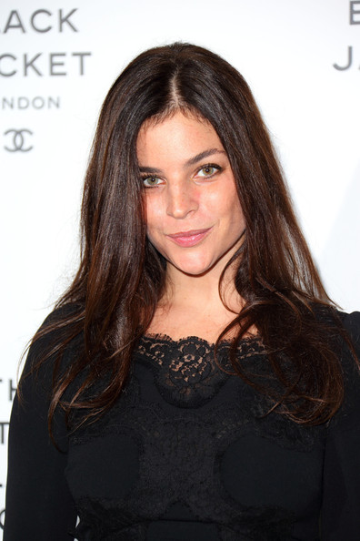 Julia Restoin-Roitfeld Long Wavy Cut