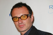 Julian McMahon Oval Sunglasses