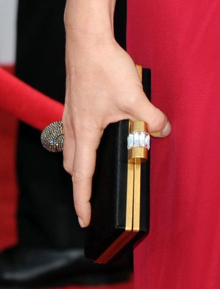 Julianna Margulies Cocktail Ring