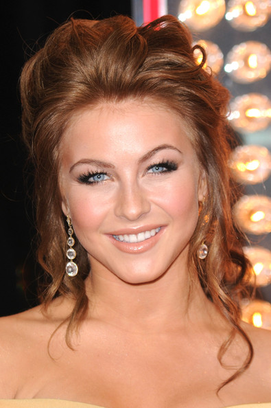 Julianne Hough Dangling Crystal Earrings