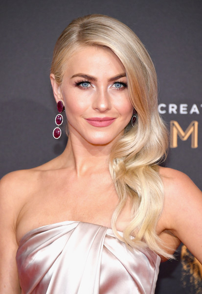 Julianne Hough Dangling Gemstone Earrings