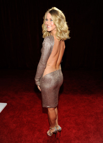 Julianne Hough Cocktail Dress