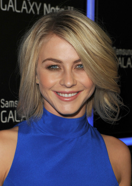 Julianne Hough Short Side Part