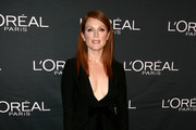 Julianne Moore Gemstone Inlaid Clutch