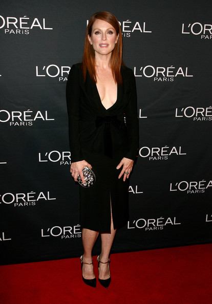Julianne Moore Shoes