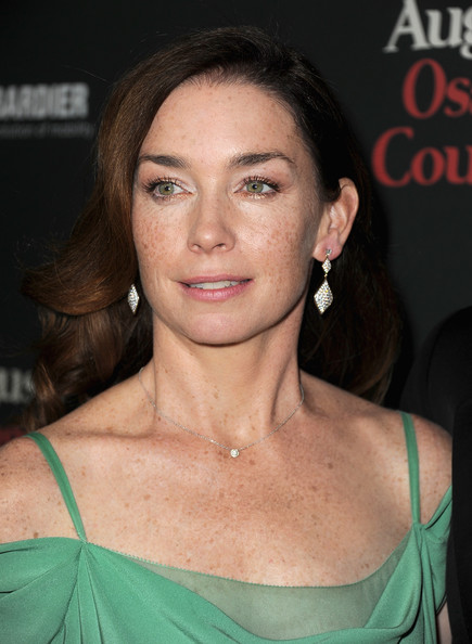 Julianne Nicholson Long Wavy Cut