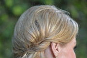 Julie Bowen Long Partially Braided