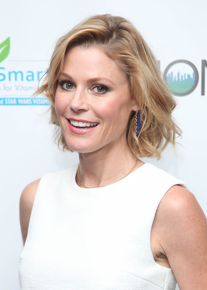 Julie Bowen Bob [planes: fire and rescue,hair,face,blond,skin,hairstyle,facial expression,shoulder,eyebrow,chin,beauty,moms,julie bowen,the moms,screening,elinor bunin munroe film center,new york city,new york screening]