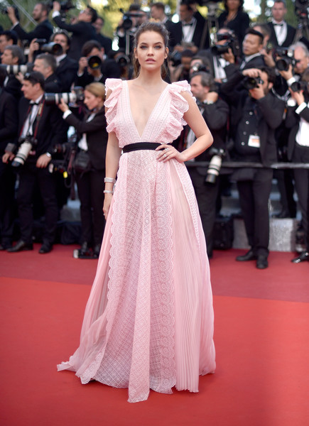 Barbara palvin all the breathtaking looks from the 2016 cannes film festival stylebistro - Barbara palvin red carpet ...