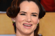 Juliette Lewis Retro Hairstyle