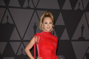 Juno Temple Satin Clutch