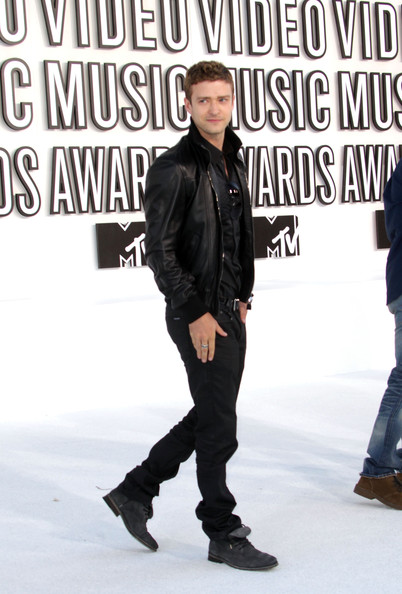 Justin Timberlake Lace Up Boots