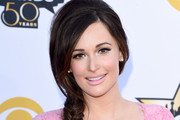 Kacey Musgraves Loose Braid
