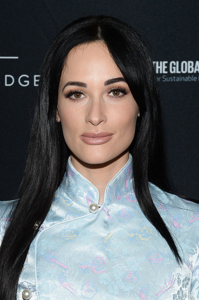 Kacey Musgraves Beige Lipstick [hair,face,eyebrow,hairstyle,lip,chin,black hair,skin,beauty,forehead,global citizen festival: mandela 100,lounge,johannesburg,south africa,fnb stadium,kacey musgraves]