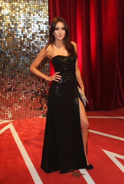 Karen Hassan Strapless Dress