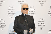 Karl Lagerfeld Fitted Jacket