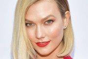 Karlie Kloss Asymmetrical Cut