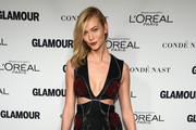 Karlie Kloss Cutout Dress