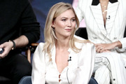 Karlie Kloss Fitted Blouse