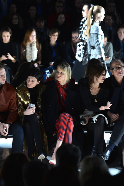 Michael Kors - Front Row - Fall 2013 Mercedes-Benz Fashion Week